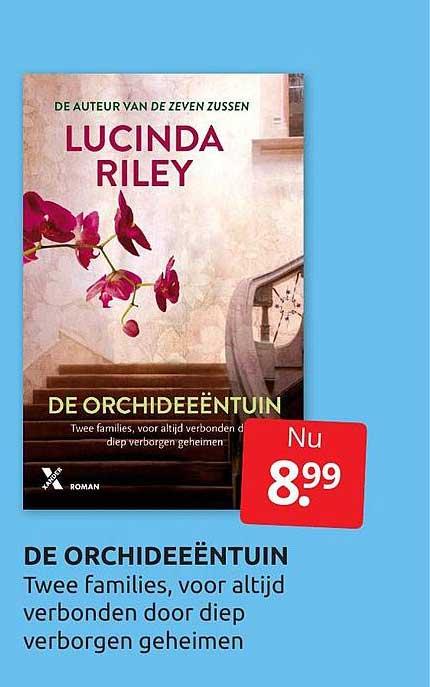 BoekenVoordeel De Orchideeëntuin - Lucinda Riley