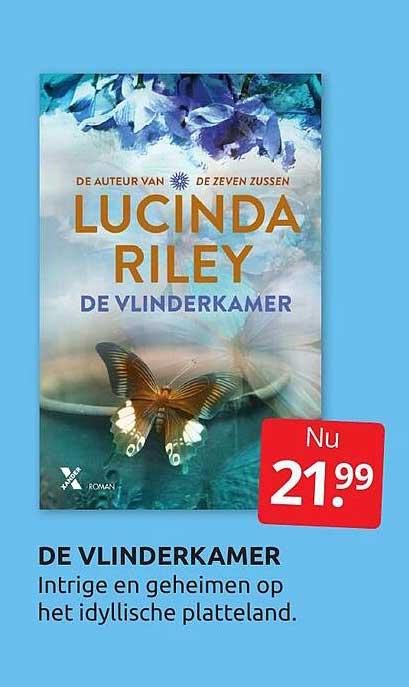 BoekenVoordeel De Vlinderkamer - Lucinda Riley