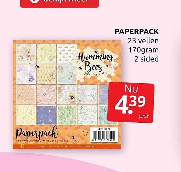 BoekenVoordeel Paperpack