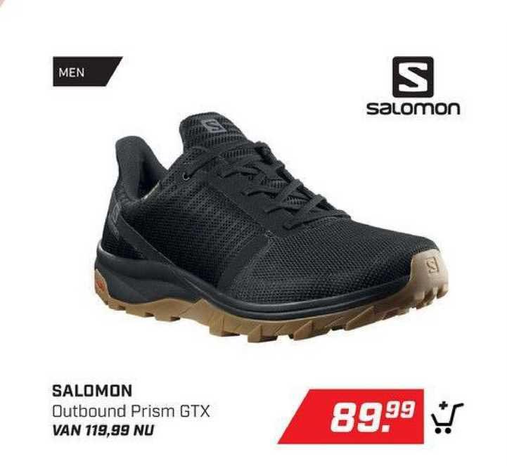 DAKA Salomon Outbound Prism GTX