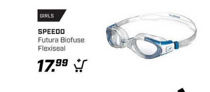 DAKA Speedo Futura Biofuse Flexiseal