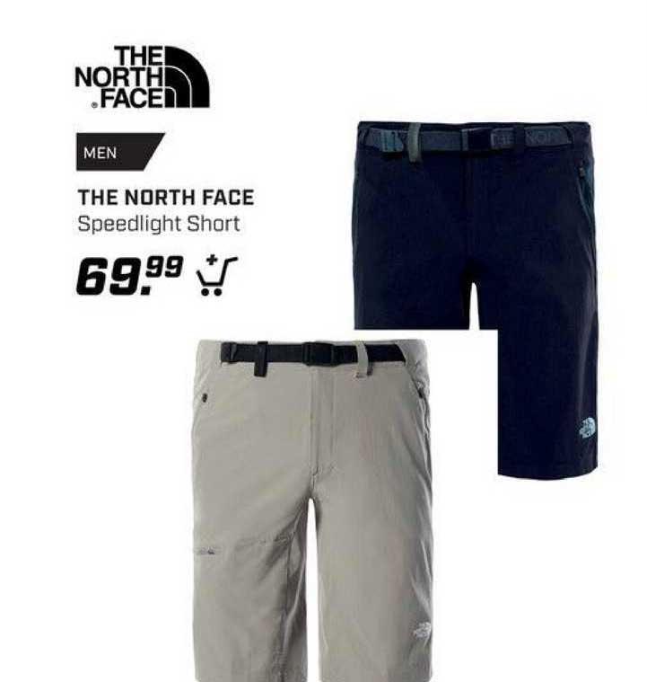 DAKA The North Face Speedlight Short