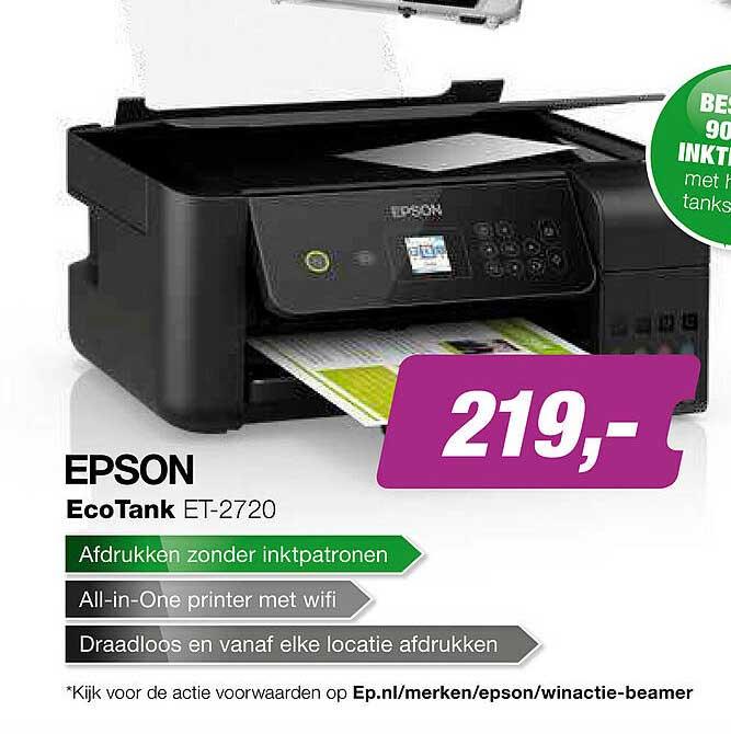EP Epson EcoTank ET-2720