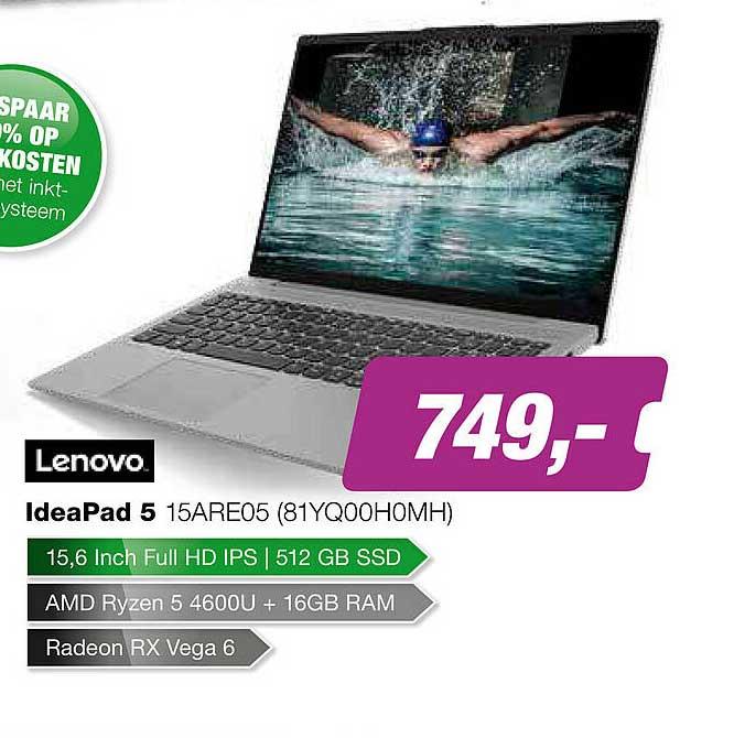 EP Lenovo IdeaPad 5 15ARE05 (81YQ00H0MH)