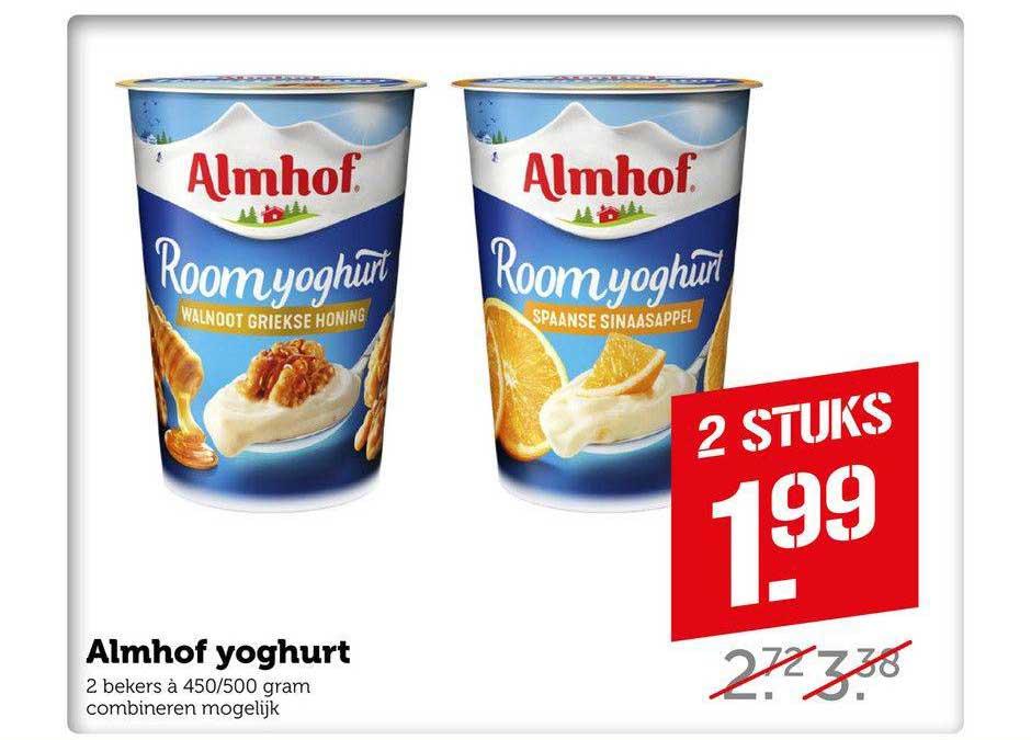 Coop Compact Almhof Yoghurt