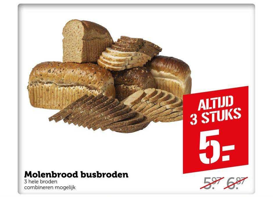 Coop Compact Molenbrood Busbroden
