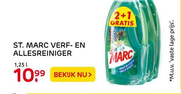 Praxis St. Marc Verf- En Allesreiniger