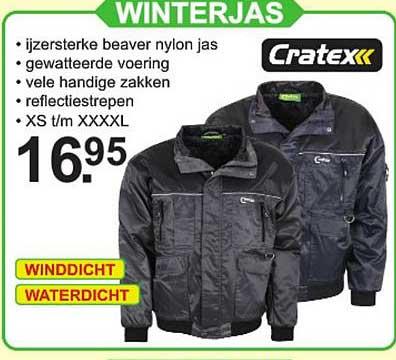Van Cranenbroek Cratex Winterjas