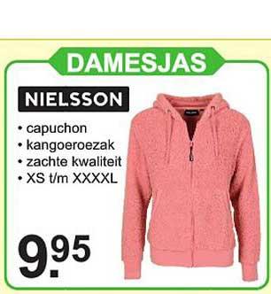 Nielsson Damesjas Aanbieding bij Van Cranenbroek