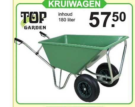 Van Cranenbroek Top Garden Kruiwagen