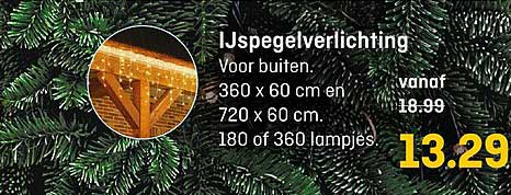 Multimate Ijspegelverlichting