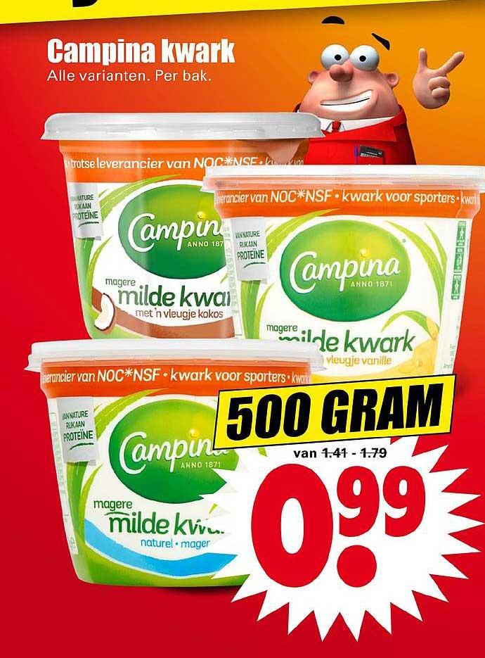Dirk Campina Kwark