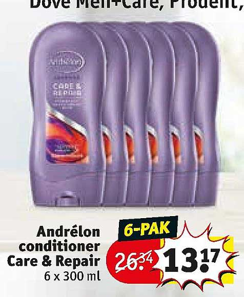 Kruidvat Andrélon Conditioner Care & Repair
