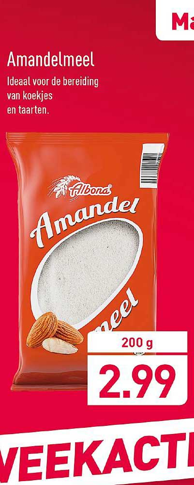 ALDI Amandelmeel