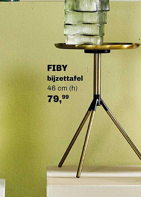 Trendhopper Fiby Bijzettafel 46 Cm