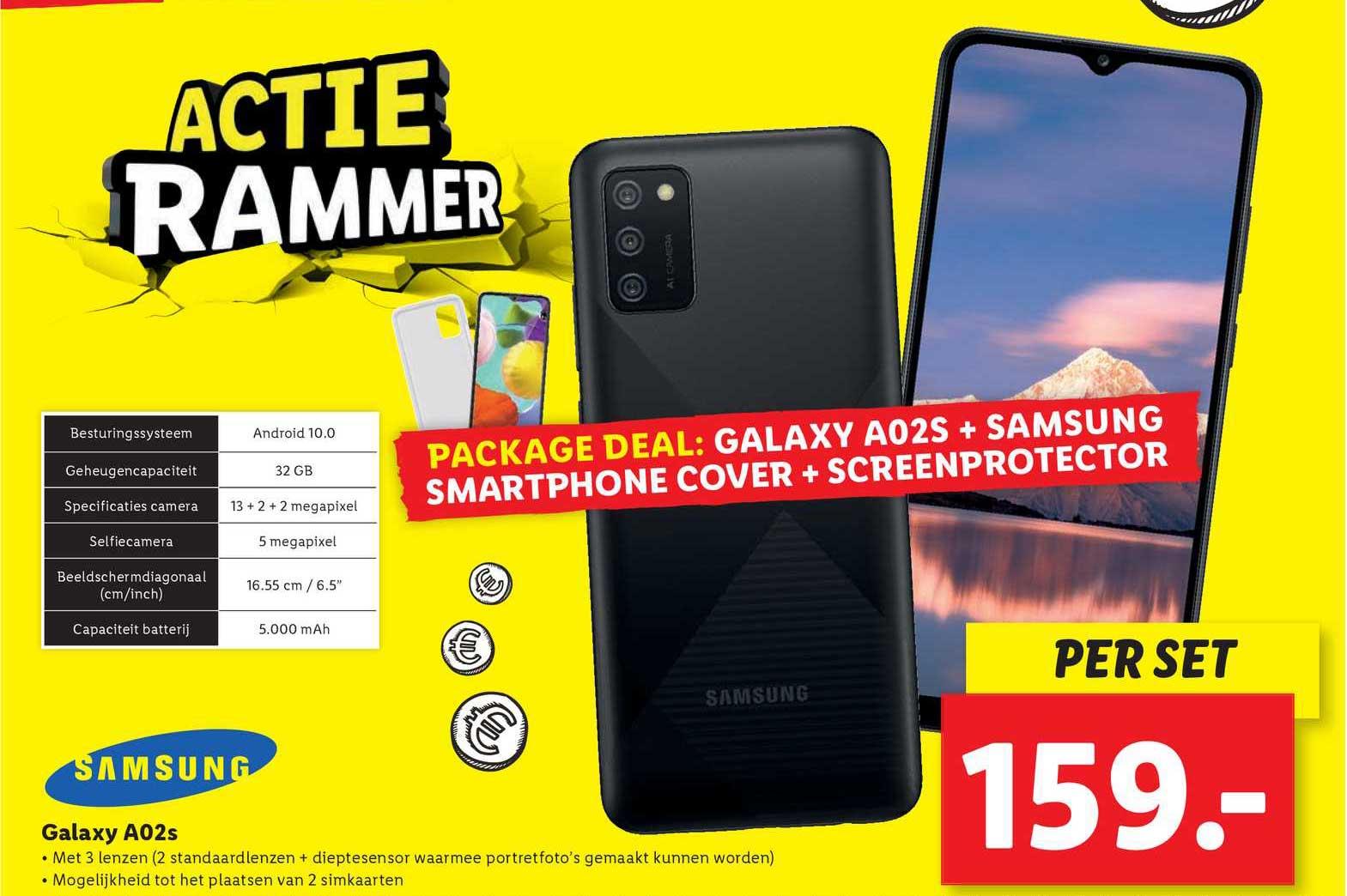 Lidl Samsung Galaxy A02s