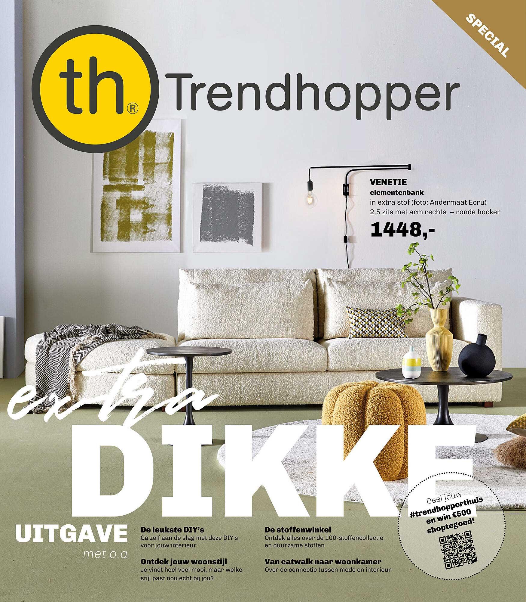 Trendhopper Venetie Elementenbank