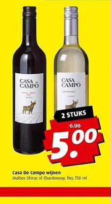 Boni Casa De Campo Wijnen