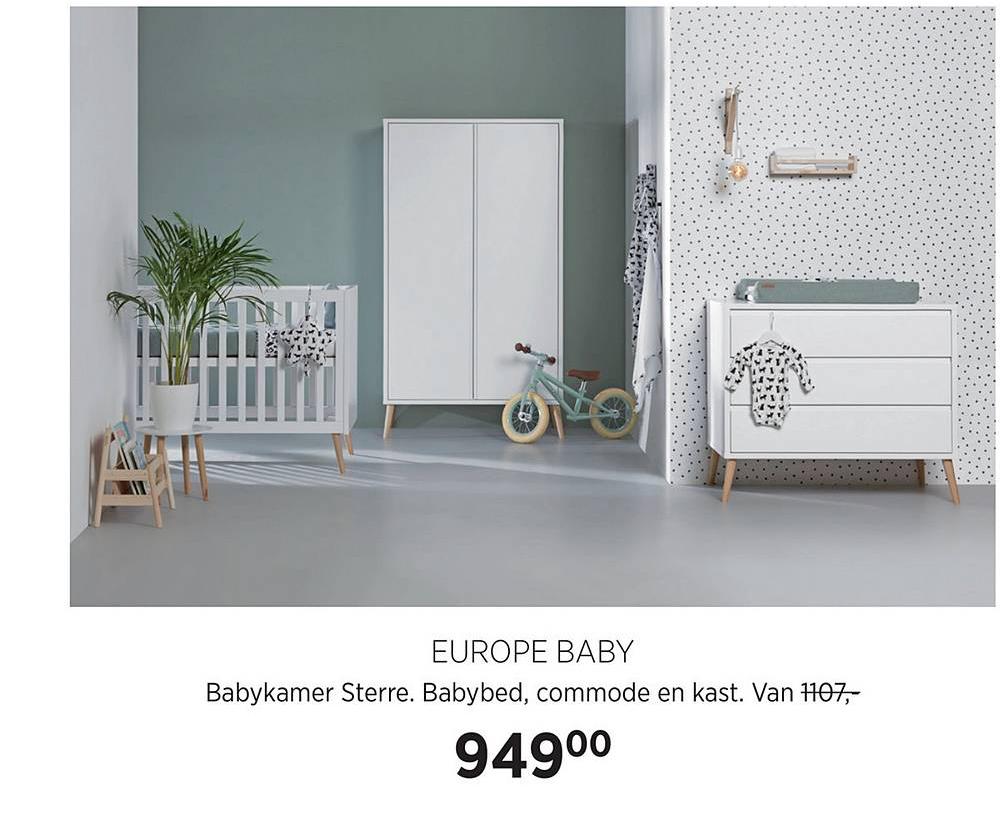 Babypark Europe Baby Babykamer Sterre