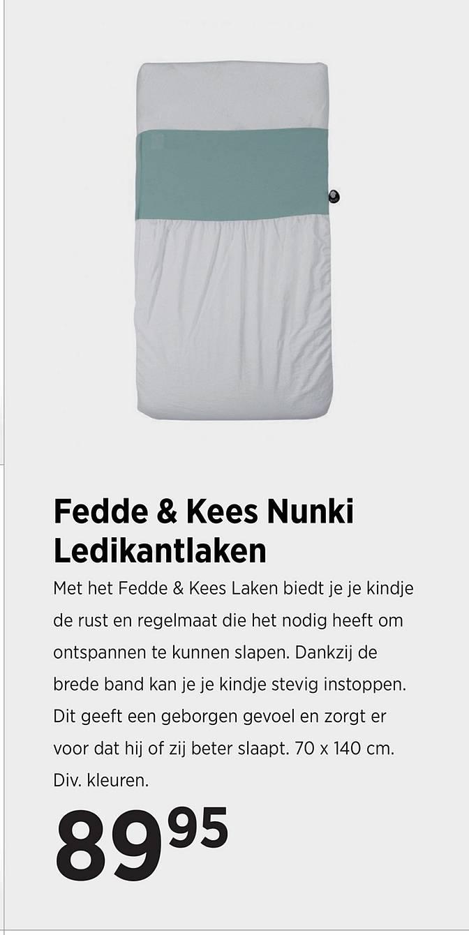 Babypark Fedde & Kees Nunki Ledikantlaken