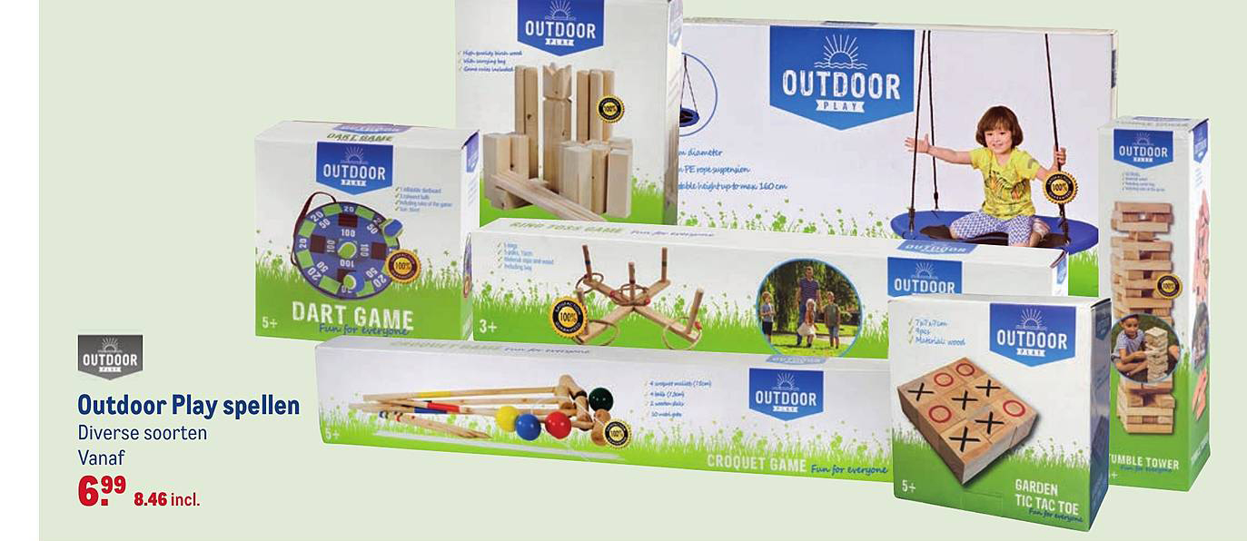 Makro Outdoor Play Spellen