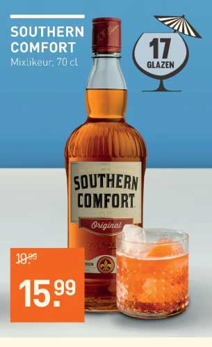 Gall & Gall Southern Comfort