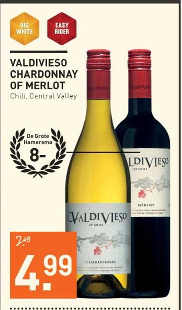 Gall & Gall Valdivieso Chardonnay Of Merlot
