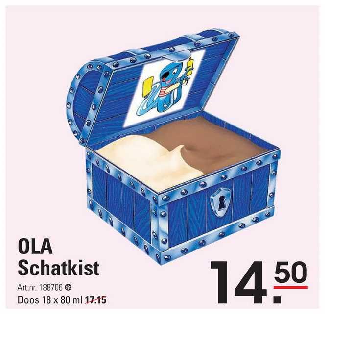 Sligro Ola Schatkist