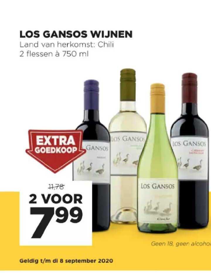 Jumbo Los Gansos Wijnen