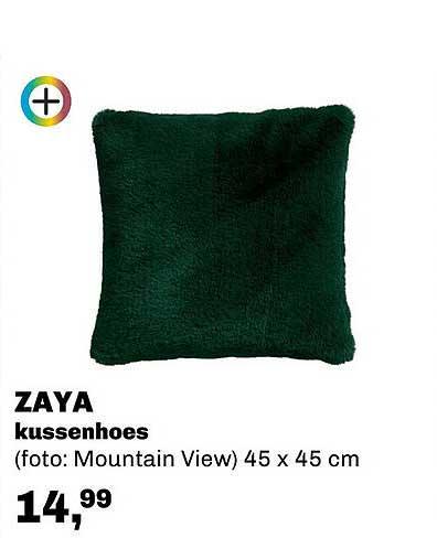 Trendhopper Zaya Kussenhoes 45 X 45 Cm