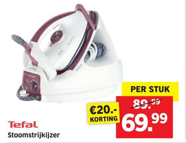 Lidl Shop Tefal Stoomstrijkijzer