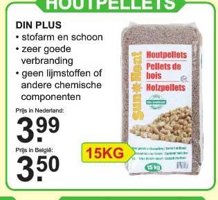 Van Cranenbroek Houtpellets