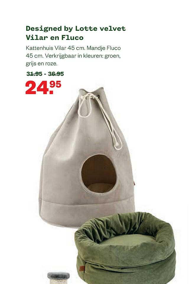 Welkoop Designed By Lotte Velvet Vilar En Fluco