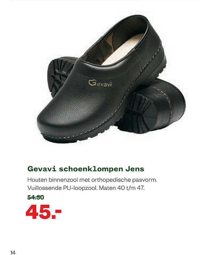 Welkoop Gevavi Schoenklompen Jens