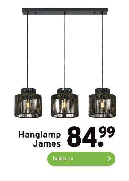 Gamma Hanglamp James