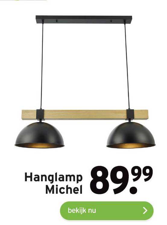 Gamma Hanglamp Michel
