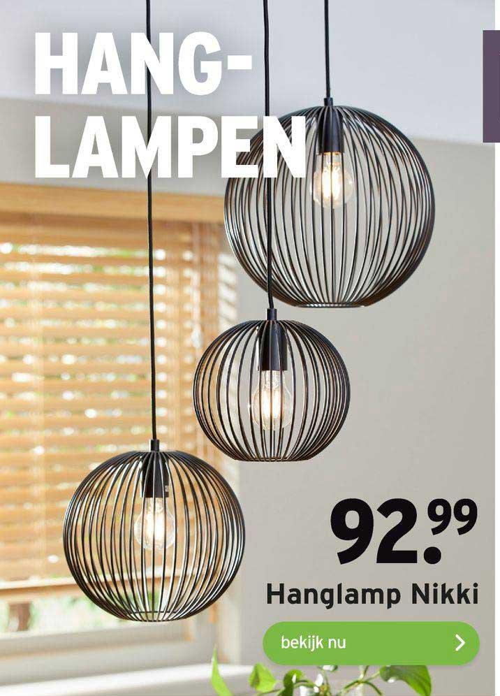 Gamma Hanglamp Nikki