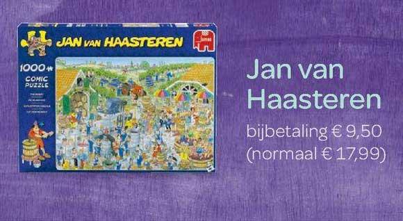Spar Jan Van Haasteren
