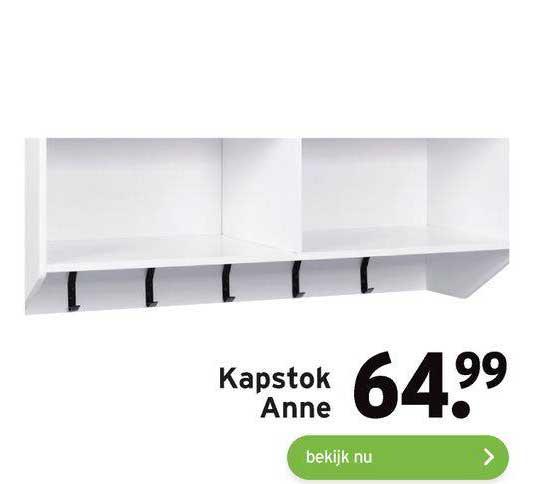 Gamma Kapstok Anne