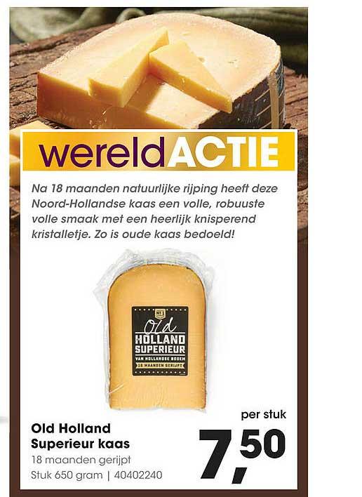 HANOS Old Holland Superieur Kaas