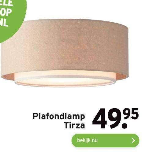 Gamma Plafondlamp Tirza