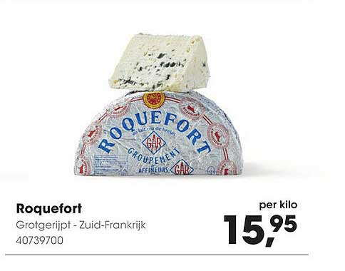 HANOS Roquefort Grotgerijpt