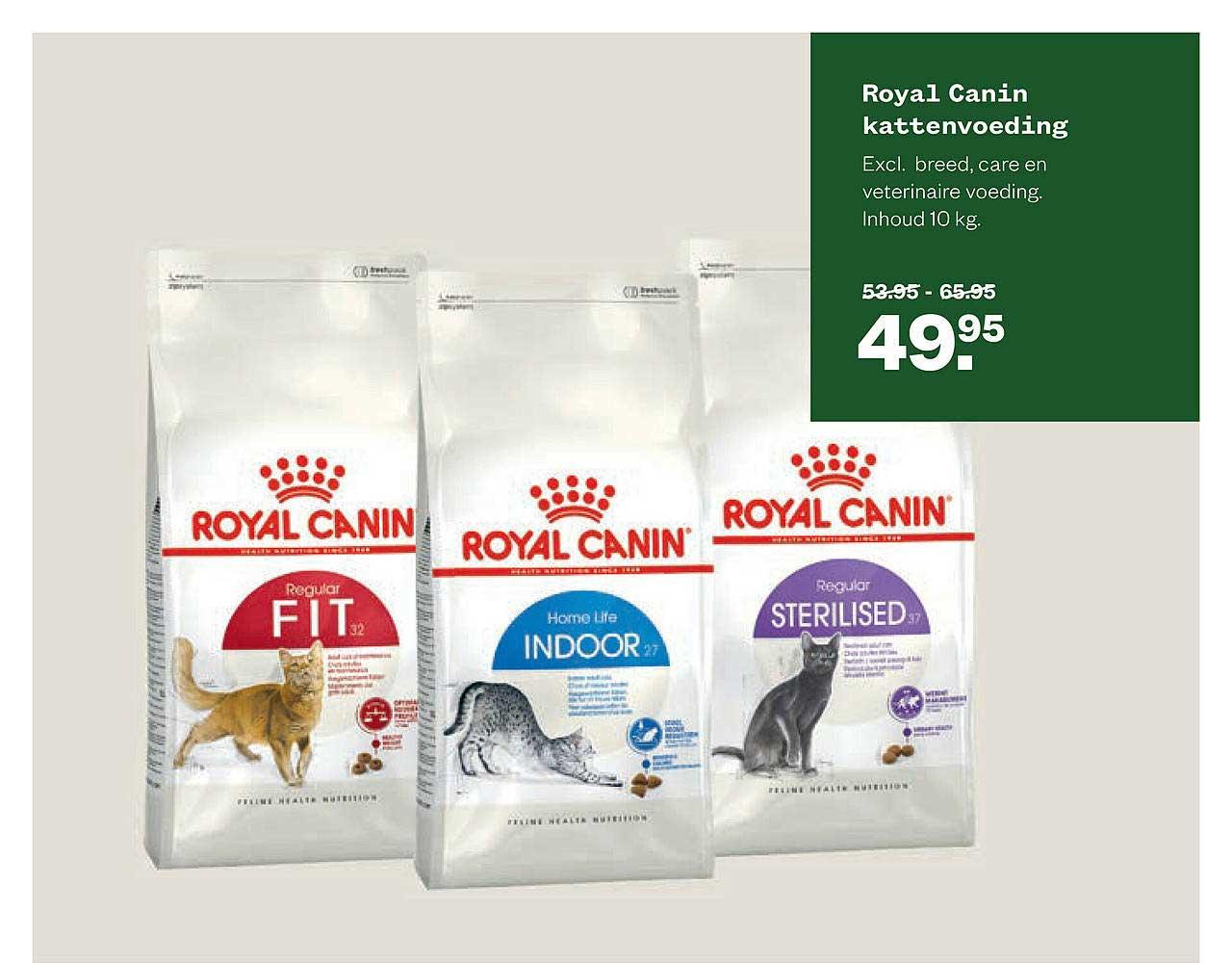 Welkoop Royal Canin Kattenvoeding