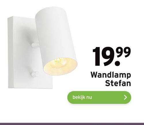 Gamma Wandlamp Stefan