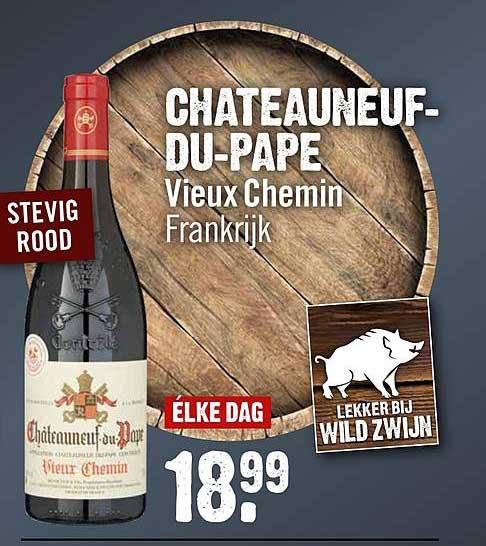 Dirck III Chateauneuf-Du-Pape Vieux Chemin