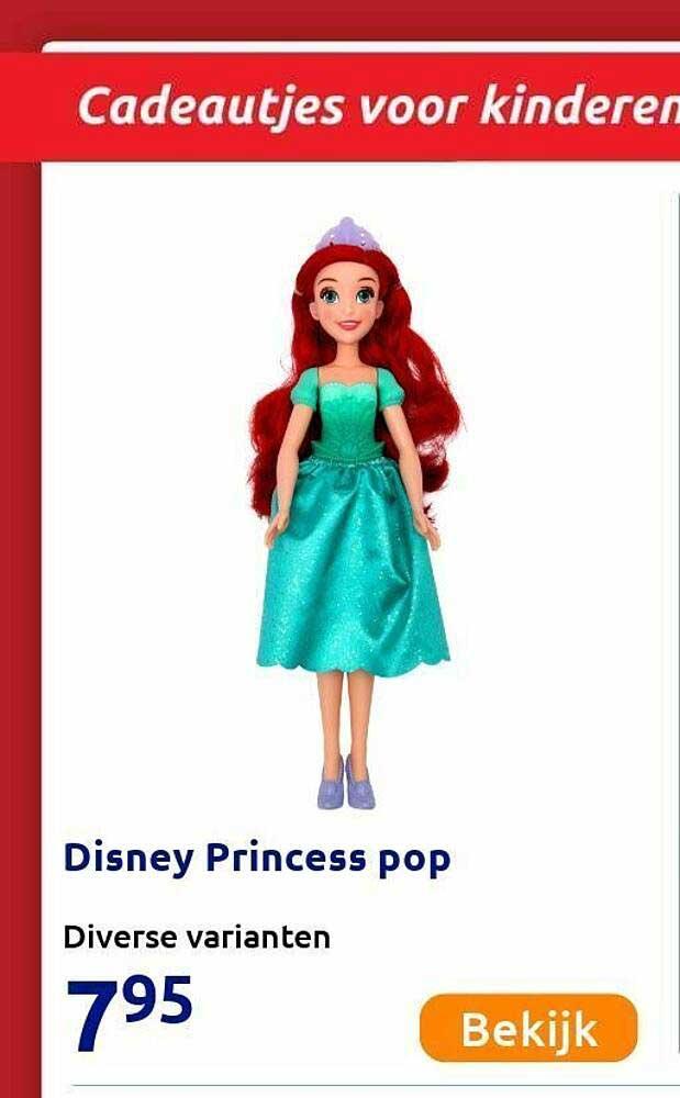 Action Disney Princess Pop