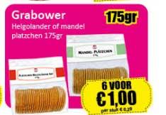 Datum Voordeelshop Grabower Helgolander Of Mandel Platzchen 175gr