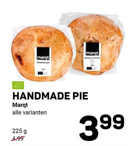 Ekoplaza Handmade Pie Marqt