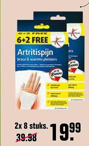 De Online Drogist Lucovitaal Artritispijn