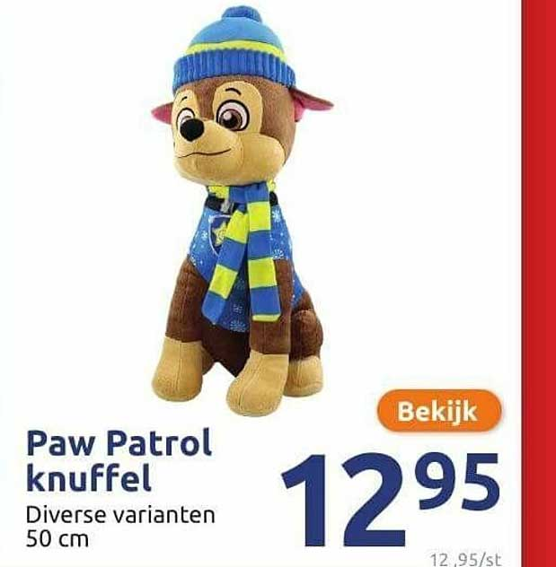 Action Paw Patrol Knuffel